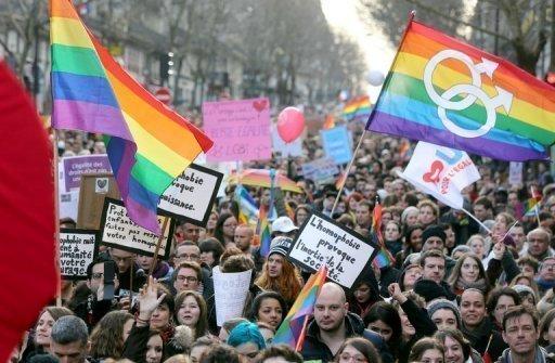 casamento gay homossexual França