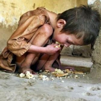 fome desigualdade