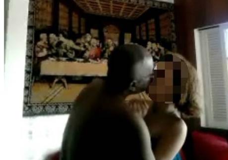 vídeo padre flagrado sexo igreja