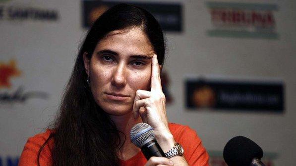 yoani sánchez blogueira cubana PSDB