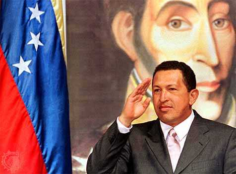 chávez bolívar venezuela