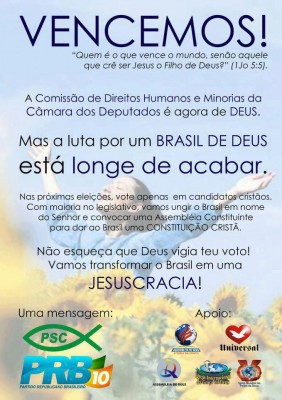 jesuscracia