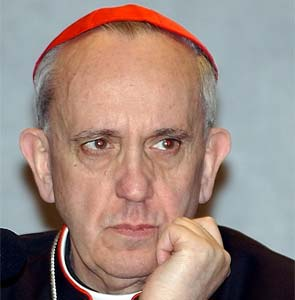 papa francisco wikileaks kirchner ditadura