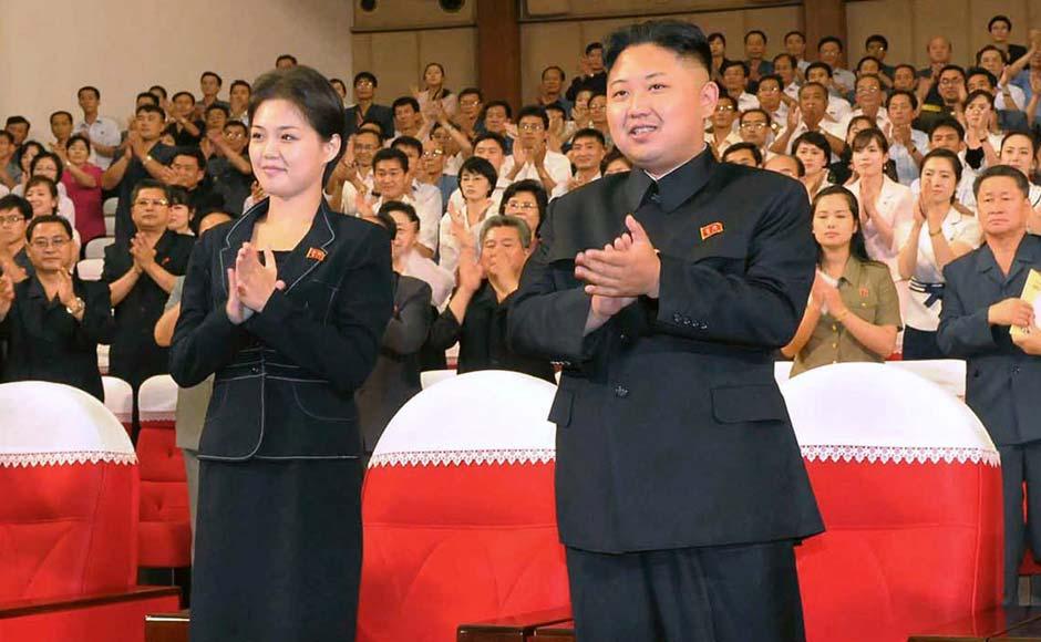 kim jong un coreia norte