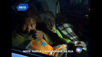 mulher abandonada são paulo filhos