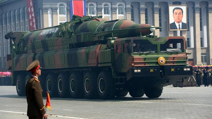 coreia do norte china