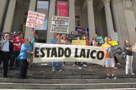 estado laico brasil