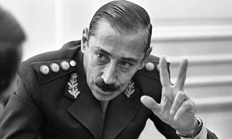 general jorge videla argentina