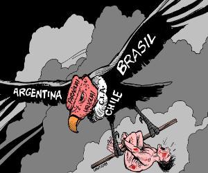 operação condor brasil chile argentina