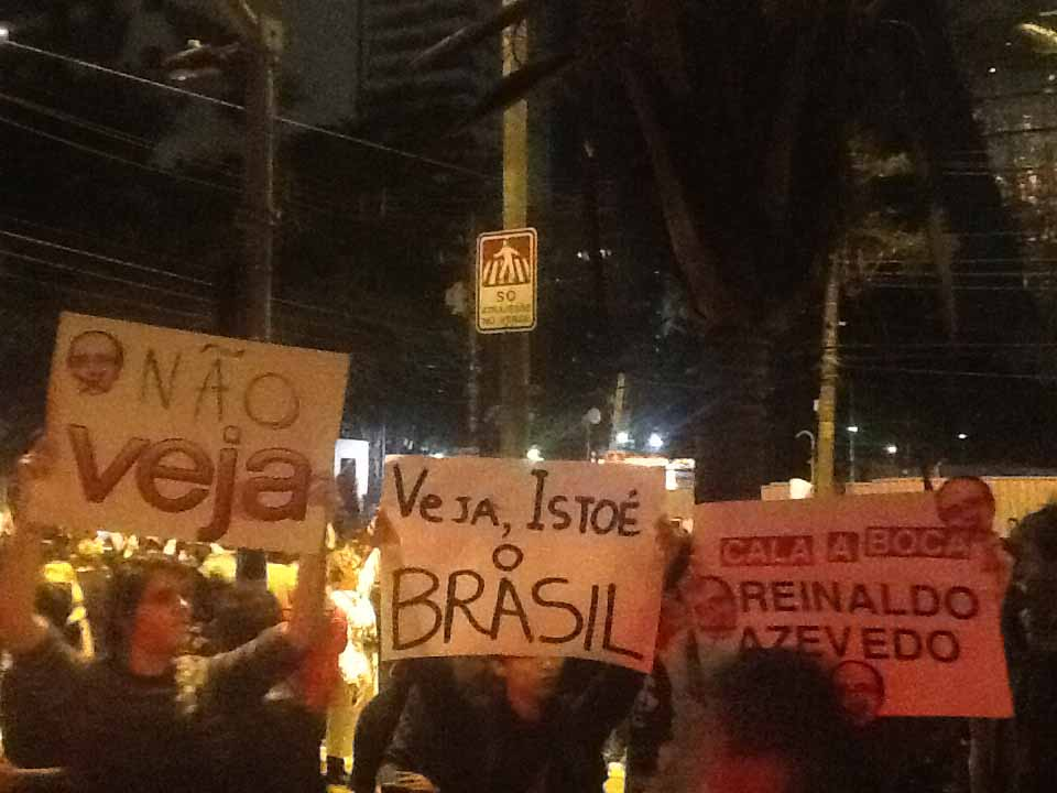 protesto sp arnaldo jabor veja