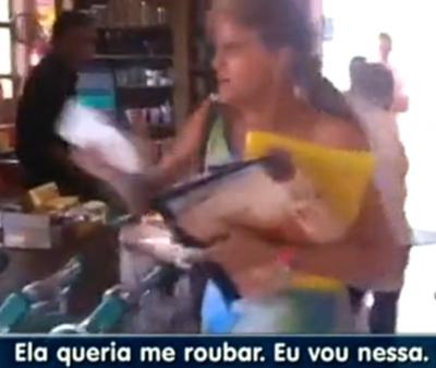 racismo mulher presa brasília