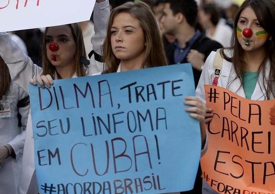 médicas protesto paulista