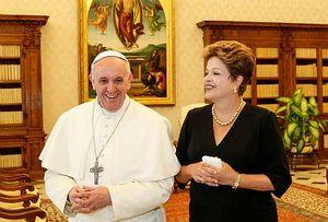 papa francisco brasil