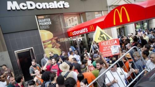 greve-fast-food-eua