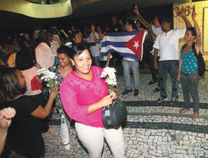 médicos cubanos flores ceará