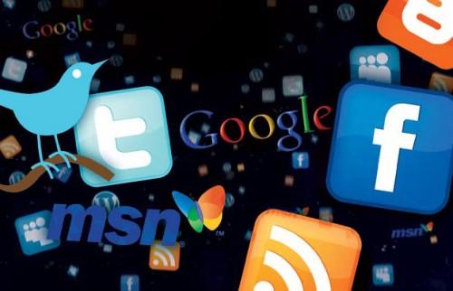 facebook twitter irã