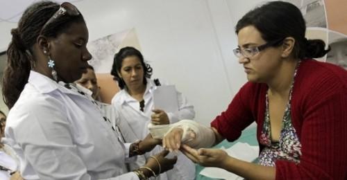médica cubana brasil