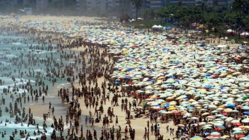 democracia racial copacabana
