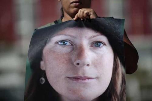 ativista brasileira greenpeace rússia
