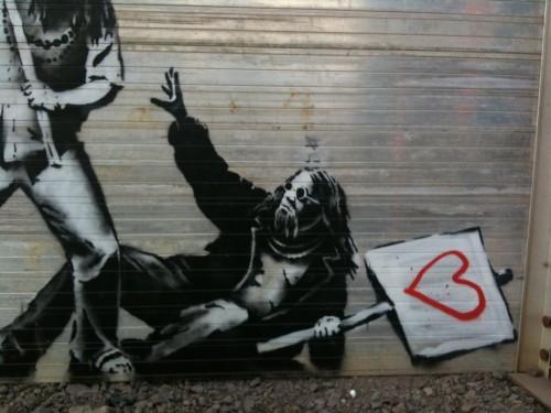 banksy obras