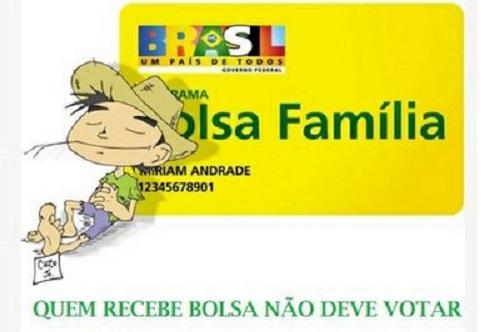 bolsa família votar almeidinha