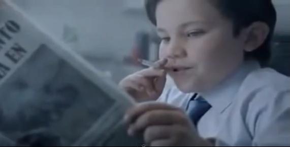 Crianças viram adultos em comercial mexicano. Assista ao vídeo abaixo (Reprodução)