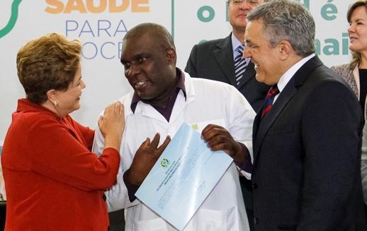dilma médico cubano juan delgado