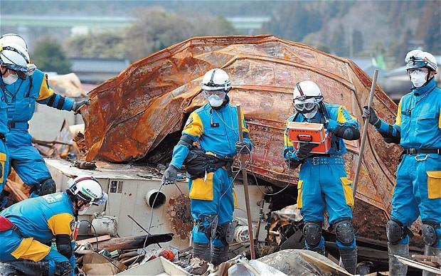 fukushima tragédia japão reator 4