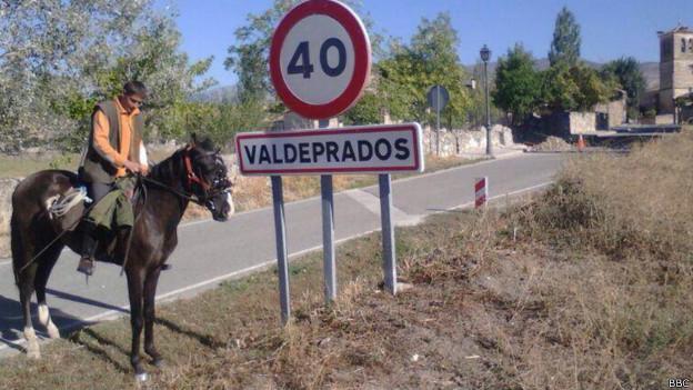 jovem cavalo emprego espanha alemanha