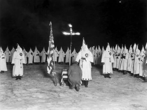 ku klux klan racismo eua