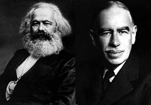 Marx Keynes