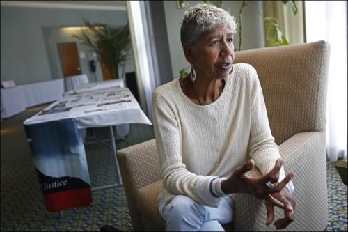 racismo pantera negra Ericka Huggins