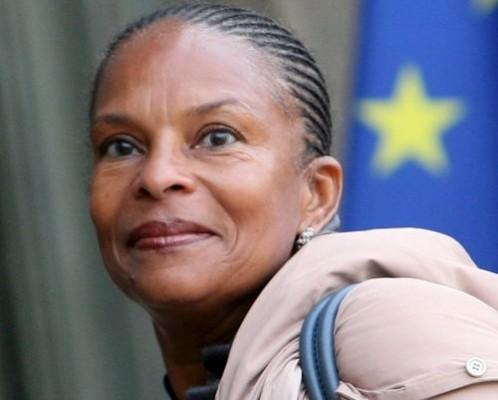 Christiane Taubira ministra negra
