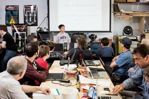 Quin Etnyre universitários MIT
