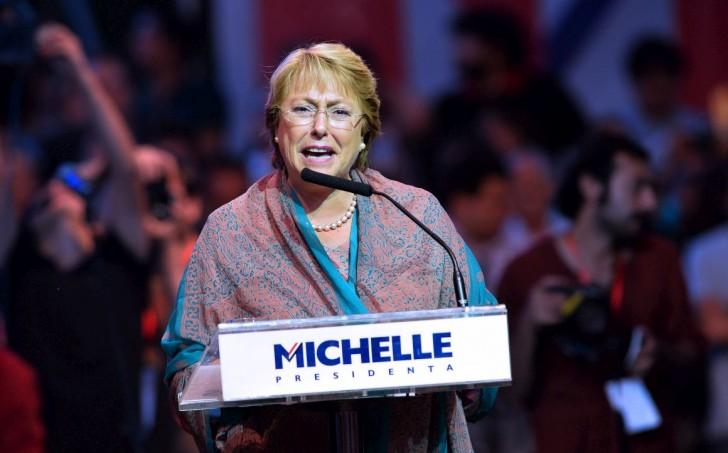 michelle bachelet chile eleições