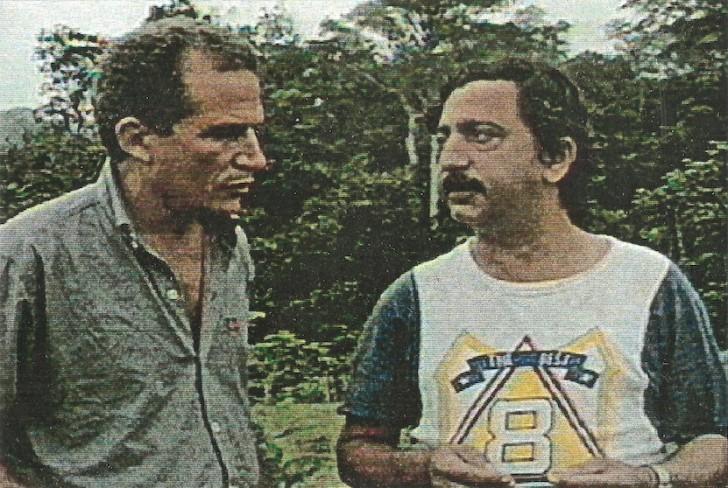 chico mendes entrevista amazônia