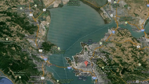 google maps imagem
