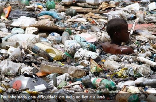 infância lixo recife canal arruda