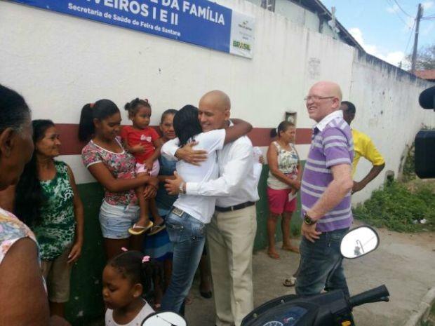 médico cubano feira de santana