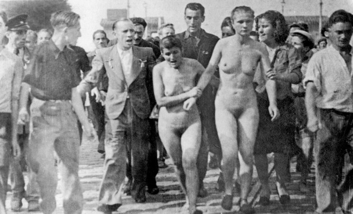 Dos amantes alemanas y su esclava 6