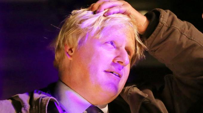 boris johnson prefeito londres qi