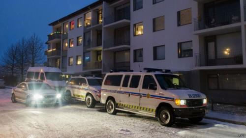 islândia crimes violentos