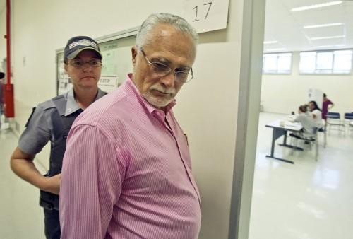 O ex-presidente do PT José Genoino