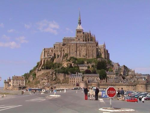 Monte Saint-Michel frança