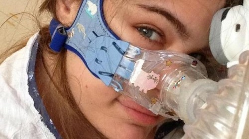 Caterina Simonsen estudante veterinária