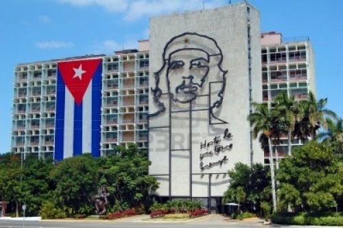 praça da revolução cuba che guevara