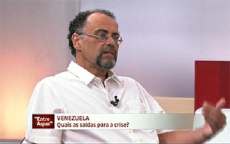 igor fuser venezuela globonews