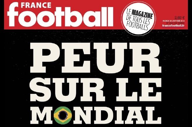 capa france football copa 2014