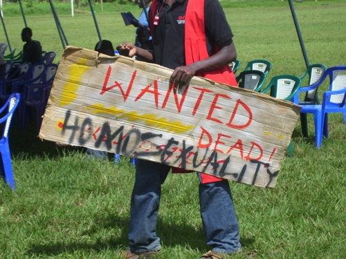 uganda homossexuais criminalização gays