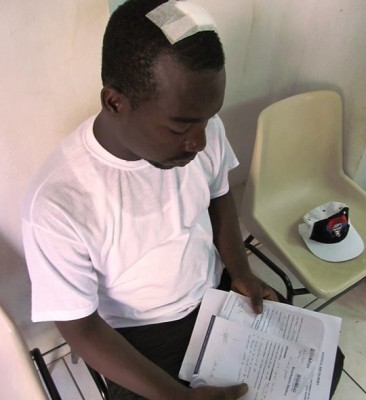 haitiano espancado lajedo